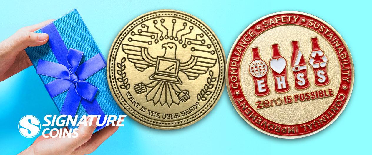psychology behind custom coin