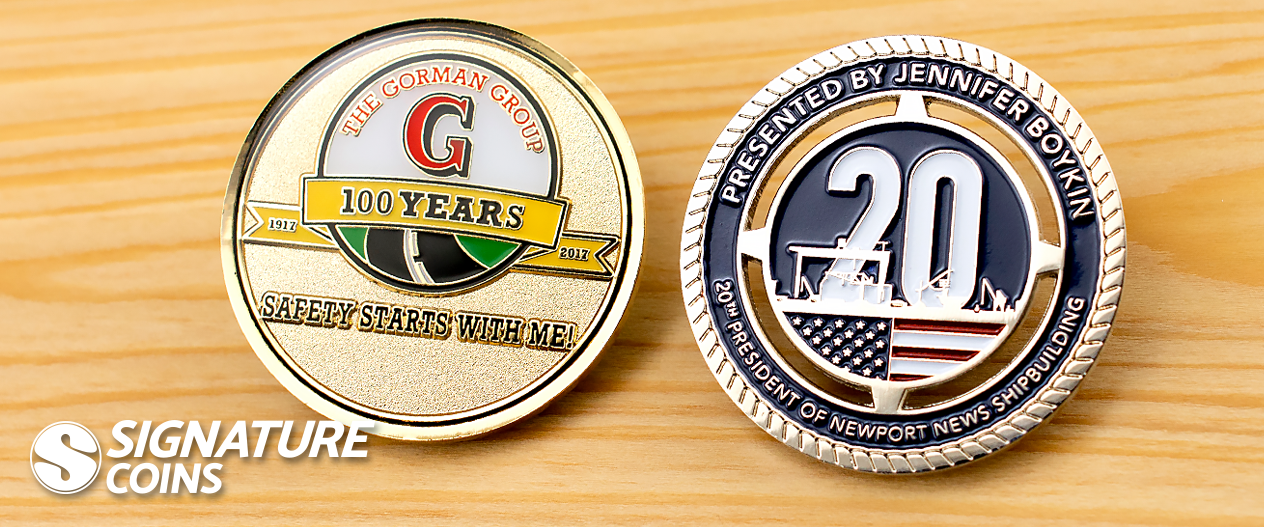 8 Reasons To Get Company Coins years-of-service